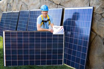 paneles de energia solar para empresas